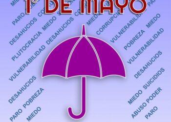 «Este 1º de mayo, que sean las personas las rescatadas. ¡Renta básica de cuarentena Ya!»