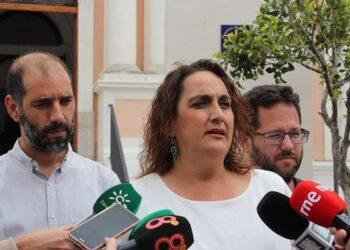 Adelante pide que Junta y Ayuntamiento habiliten espacios para acoger a los migrantes afectados por el incendio de Palos