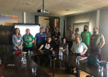 Intersindical reclama al gobierno de Murcia un plan de vuelta al trabajo para el personal empleado público