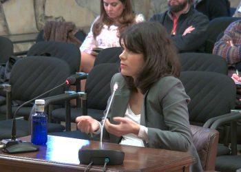 Indignación ante la condena a Isa Serra a 19 meses de cárcel, multa e inhabilitación tras participar en la resistencia a un desahucio en Lavapiés en 2014