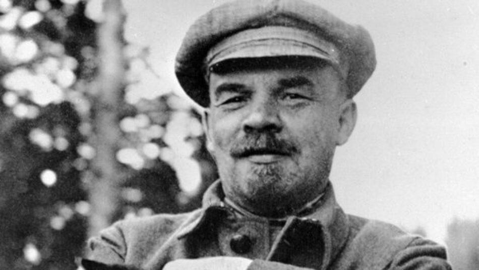 Conmemoración del 150 aniversario del natalicio de Lenin