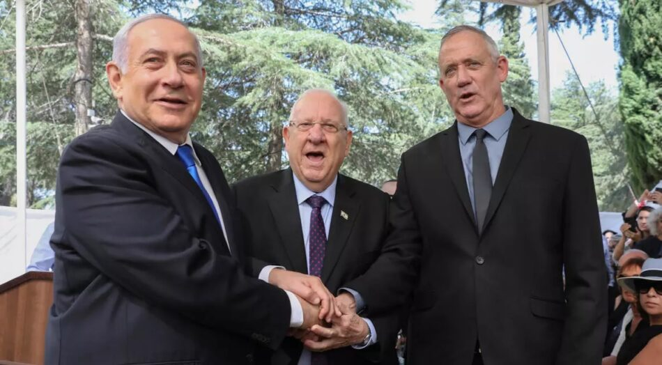 La UE advierte a Gantz que no acepte la anexión a Israel de la Cisjordania ocupada