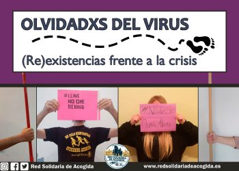 """La Red Solidaria de acogida lanza la campaña """"Olvidadas por el virus"""" para visibilizar la situación y las resistencias de las migrantes en frontera"""