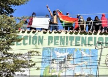 Bolivia. Amotinamiento en cárcel de Oruro para exigir mejor atención