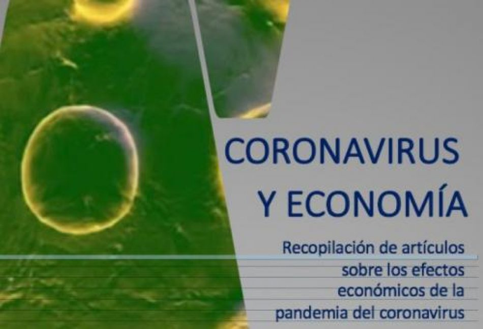 «Coronavirus y economía». Edición gratuita