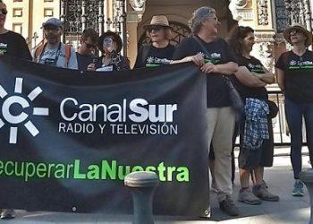CGT RTVA concluye que hay un «uso de informativos para la promoción y propaganda del Ejecutivo andaluz» tras análisis pormenorizado