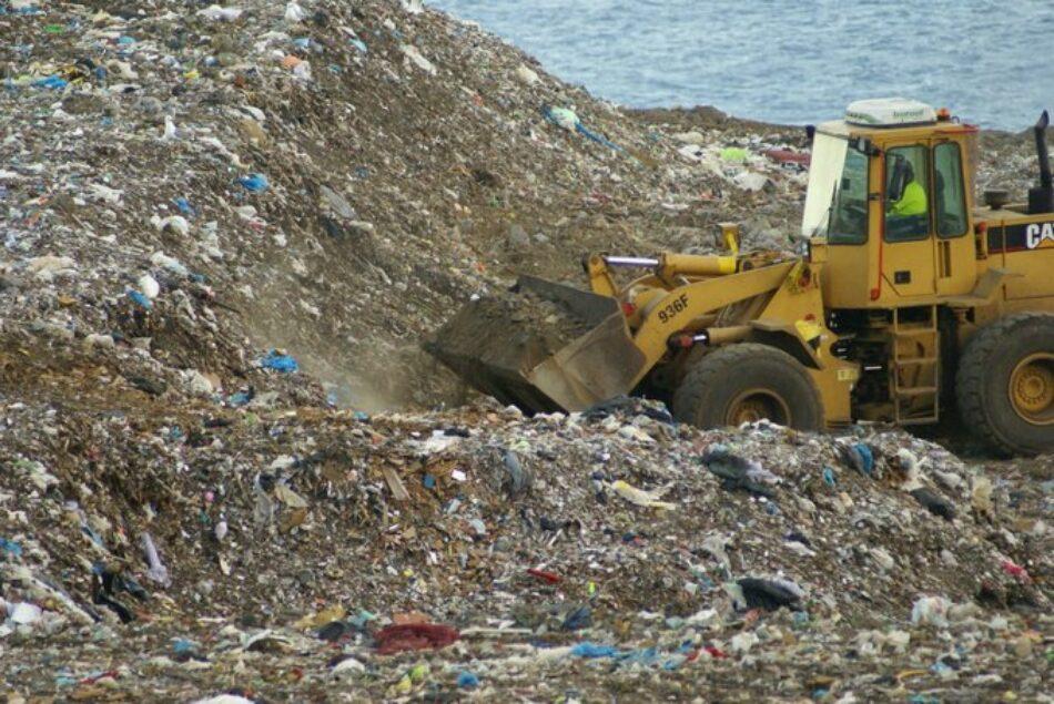La Comisión Europea reconoce que España podría estar incumpliendo la normativa europea de tratamiento de residuos domésticos