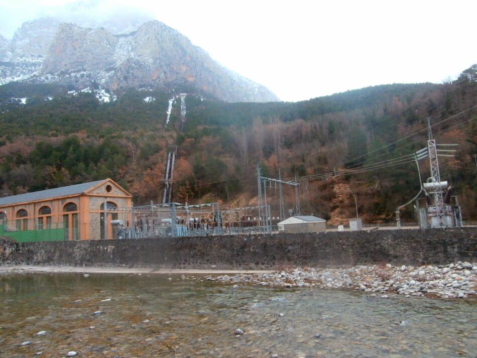Unidas Podemos urge a acelerar la reversión al Estado de las centrales hidroeléctricas cuyas concesiones vayan caducando