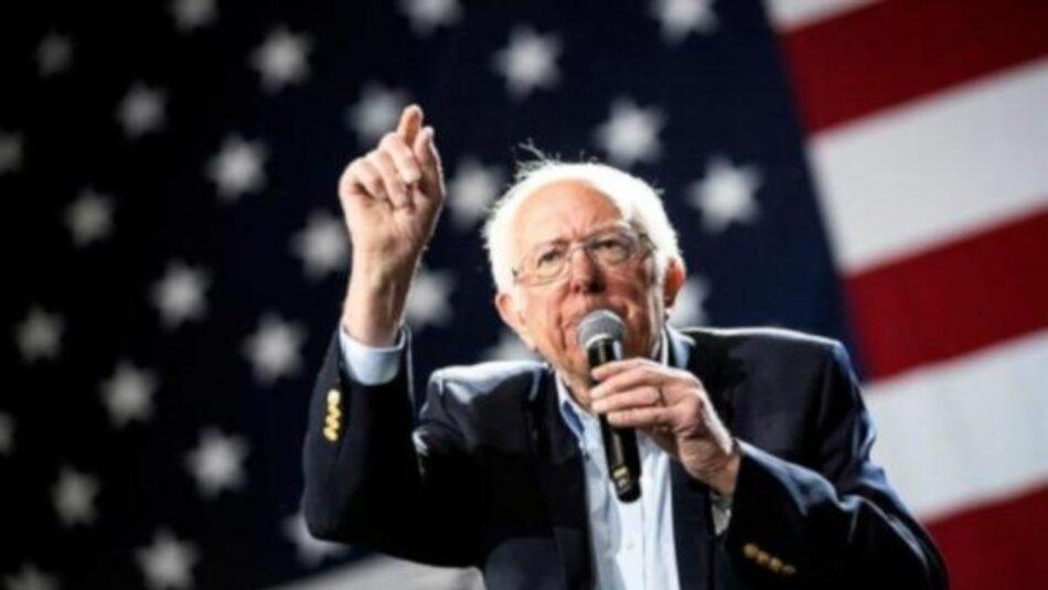 Bernie Sanders se retira de la carrera presidencial en EE.UU.