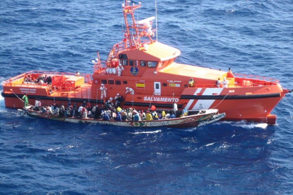 La presión de CGT logra el incremento del presupuesto para el refuerzo de las tripulaciones de Sasemar
