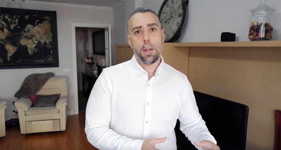Rubén Sánchez, portavoz de FACUA: «¿Tan poco le preocupa al Gobierno lo que está ocurriendo con los precios?»