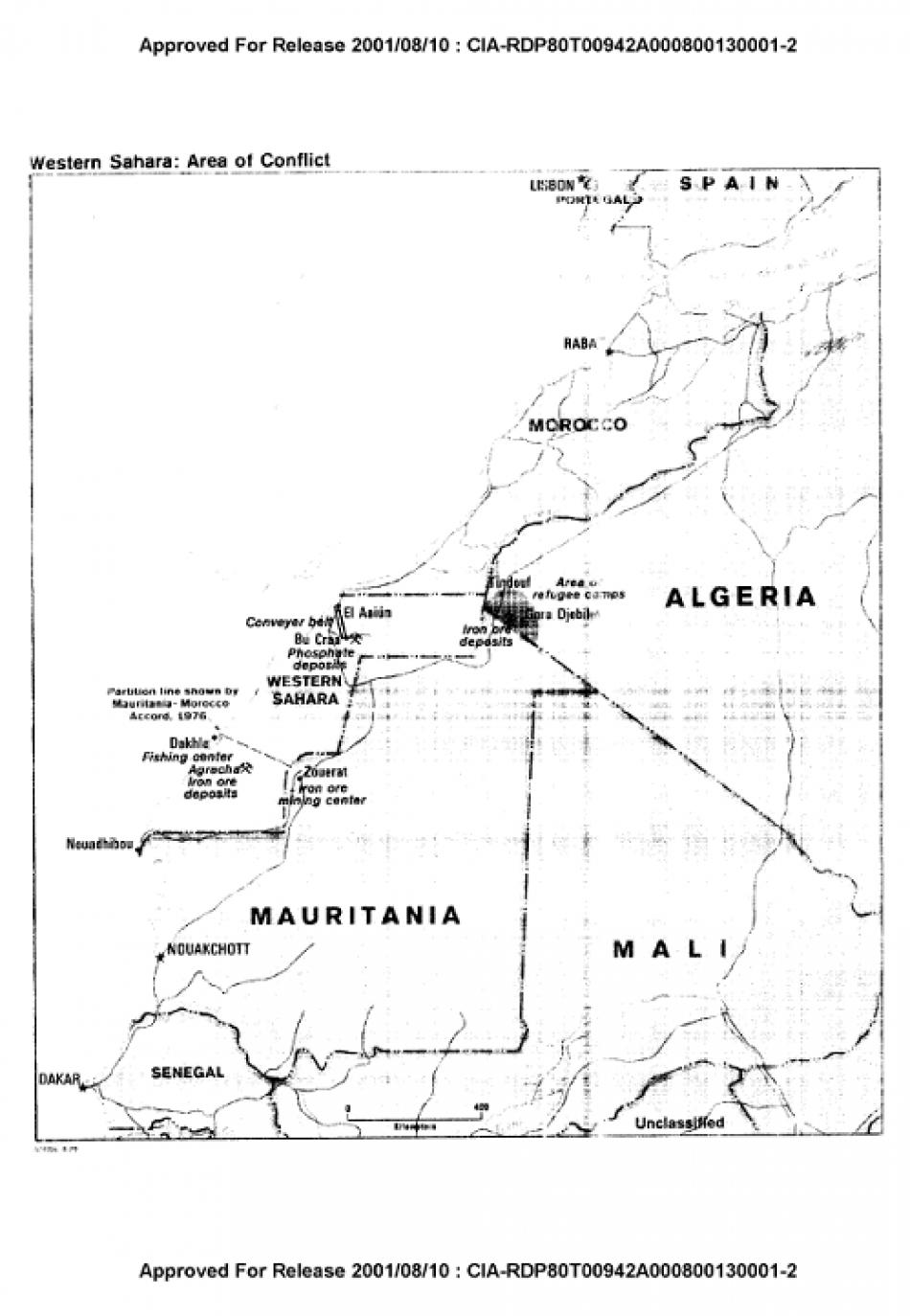 Salen a la luz otros documentos desclasificados de la CIA; Juan Carlos de Borbón pactó en secreto con Kissinger la ocupación del Sáhara
