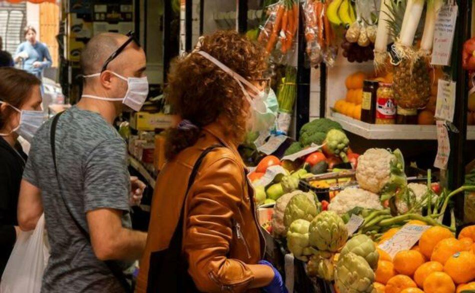El 83% de los consumidores ha detectado subidas de precios en el estado de alarma