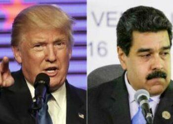 Nicolás Maduro y el pueblo bolivariano de Venezuela rechazan los planes de invasión de Donald Trump