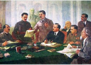 Desarrollo de la economía soviética desde 1936 hasta 1953 (y 3)