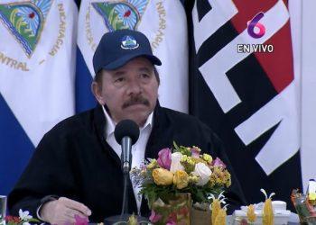 Daniel Ortega: «Naciones Unidas tiene que ser totalmente remodelada, reconvertida, refundada»