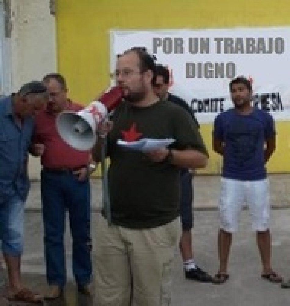 1800 firmas contra el ERE y cierre de ACTIVAIS