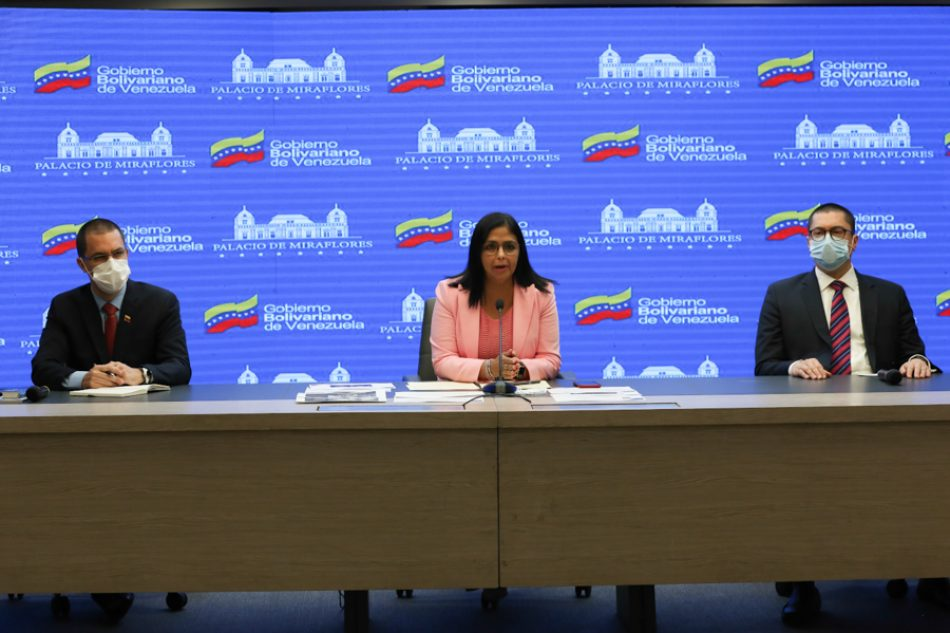 Venezuela llevará a la Corte Penal Internacional a involucrados en despojo de oro en Banco de Inglaterra