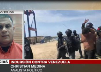 China, Irán y Rusia ayudan a «respetar la soberanía» de Venezuela de la injerencia externa