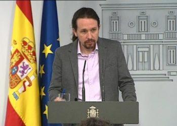 Iglesias: «Pacta sunt servanda. En el acuerdo de Gobierno no se habla de derogación parcial, se habla de derogación de la reforma laboral»
