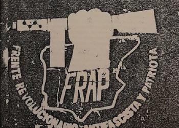 Antecedentes históricos del FRAP (Frente Revolucionario Antifascista y Patriótico)
