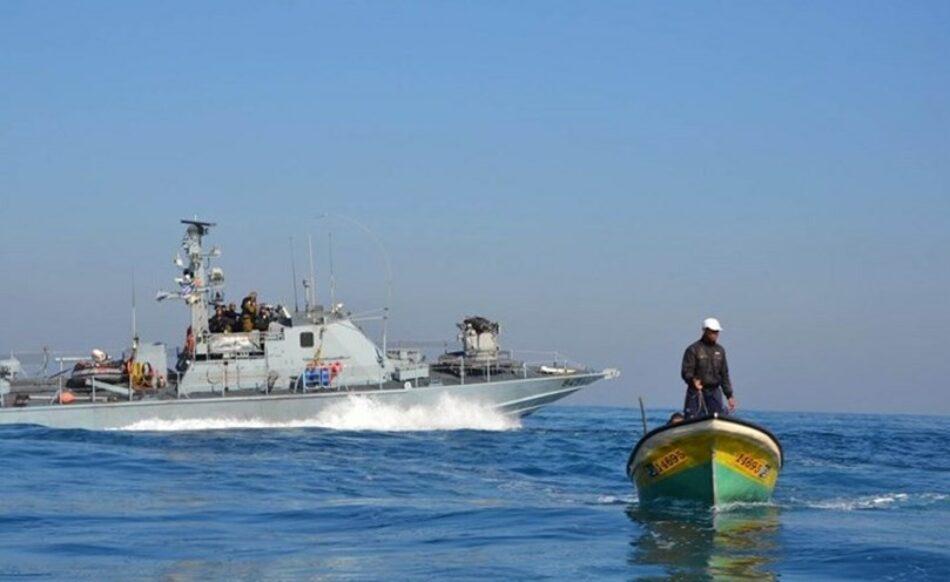 Fuerzas ocupantes israelíes abren fuego contra pescadores en costa de Gaza
