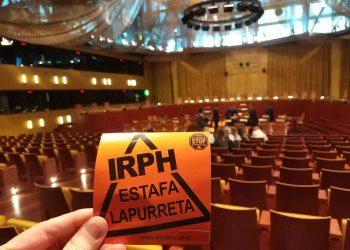 El IRPH vuelve al Tribunal Europeo