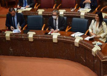 INTERSINDICAL critica el Pacto Regional por la Reactivación y lo considera como un engaño