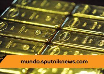 Los grandes bancos de EEUU urgen a cambiar dólares por oro
