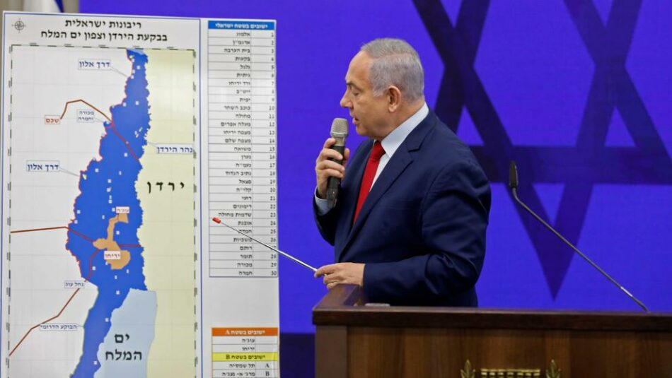 Los órganos de la UE debate la imposición de sanciones a Israel en el caso de anexionar Cisjordania