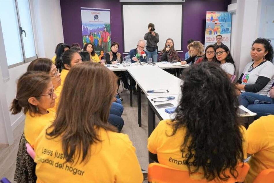 Alianza por la solidaridad advierte sobre la crítica situación de personas que trabajaban en el ámbito informal