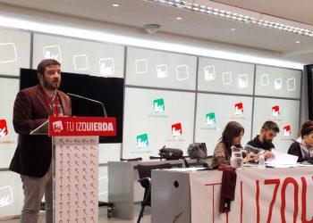 Izquierda Unida Madrid lanza su propuesta de un Pacto por la Vida en la Región madrileña