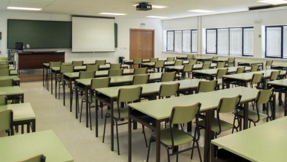 CCOO considera razonable que el retorno a las aulas de los centros de Educación Especial e Infantil sea en septiembre