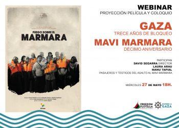 Seminario «Web y Fuego sobre el Mavi Marmara» en su 10º aniversario