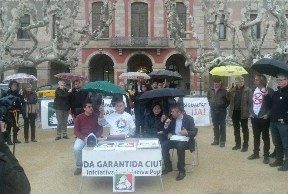 Comissió Promotora Renda Garantida de Ciutadania: Resposta Gabinet Presidencia a Carta a President Pedro Sanchez