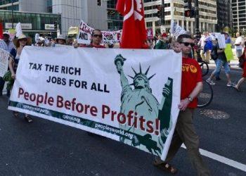 ¿Cómo afrontan los trabajadores del mundo el capitalismo tras Covid-19?
