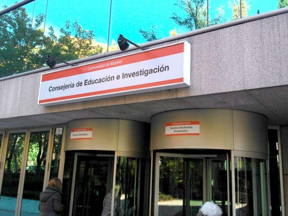 Denuncian que la Comunidad de Madrid impide acceder a plaza en Centros Preferentes TGD-TEA a cientos de niños con autismo