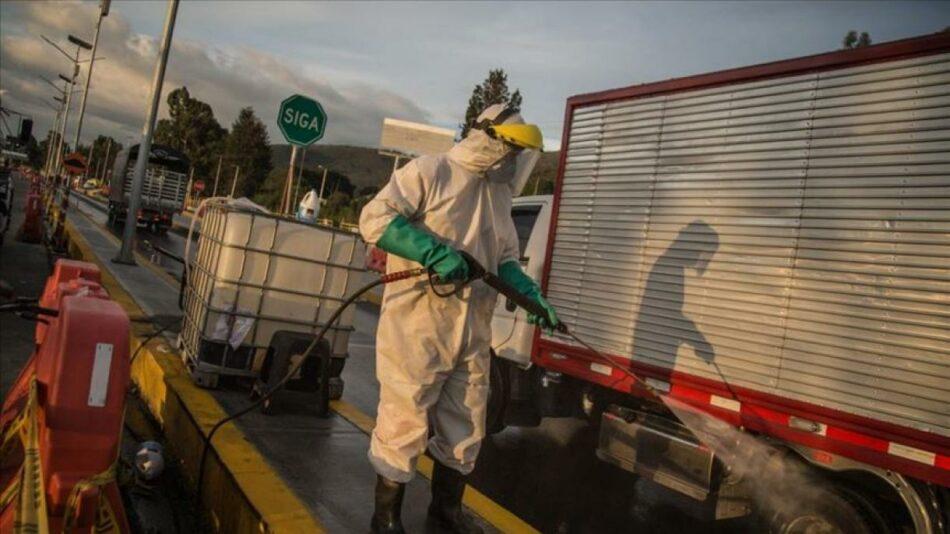 América Latina sobrepasa los 645.000 casos de coronavirus