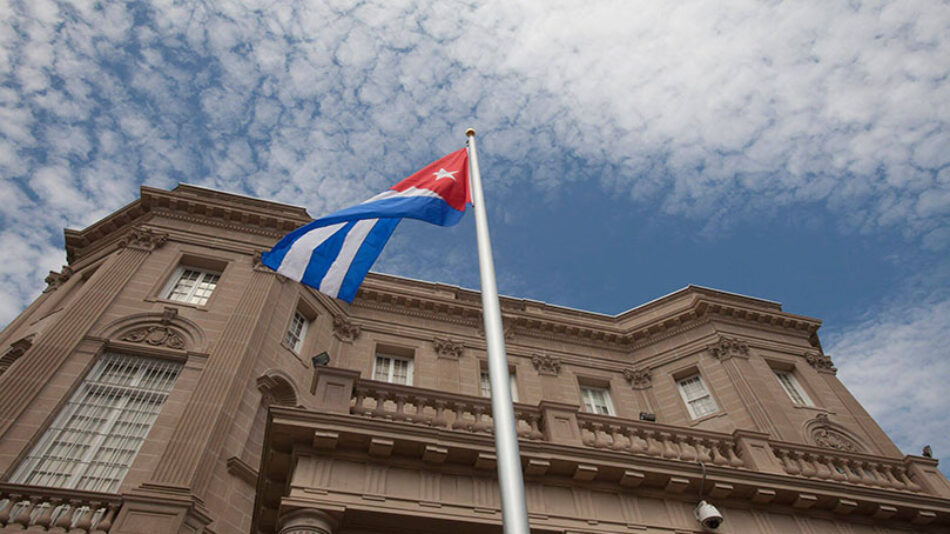 El Partido Comunista de Estados Unidos condena ataque a embajada cubana