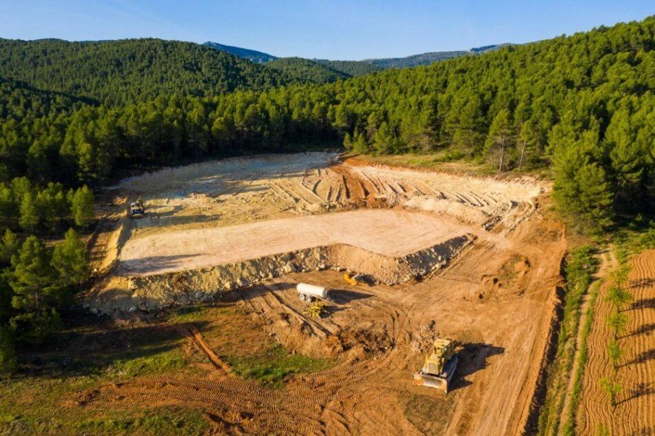 Alarma en Socovos: arrasan una parcela de monte junto al arroyo de Benizar para construir una nueva granja porcina