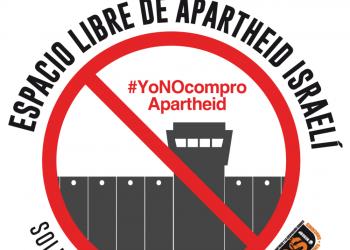 CGT se ratifica como Espacio Libre de Apartheid israelí