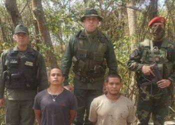 Venezuela. Capturan a otros dos mercenarios