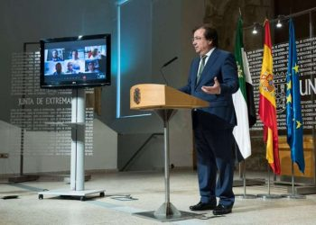 """Fernández Vara en La Cafetera: «la derecha española está enfrascada en otro asunto, el de la preponderancia"""""""
