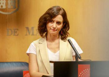 El PCE en Madrid exige la dimisión de Isabel Díaz Ayuso