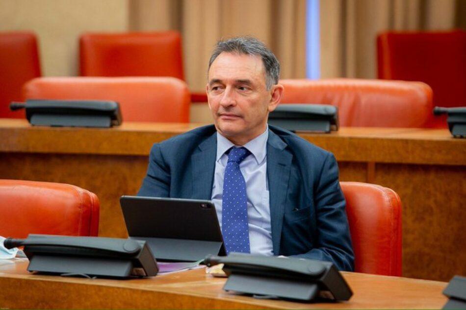 Enrique Santiago, elegido vicepresidente primero de la Comisión para la Reconstrucción Social y Económica tras la emergencia sanitaria del Covid-19