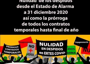 El drama de miles de familias andaluzas se agudiza por la falta de pago de las prestaciones por ERTE, convirtiéndose en azote social