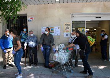 Redes de cuidados de Madrid demandan «un cambio urgente del modelo social y económico en el que la prioridad sea la vida»