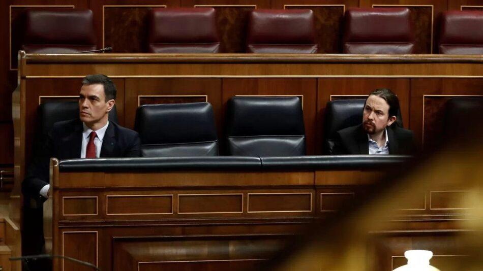 CGT presenta al Gobierno español una tabla reivindicativa de derechos y libertades irrenunciables para la clase trabajadora