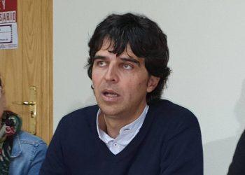 Juan Gascón, nuevo coordinador general de Izquierda Unida Castilla y León