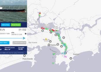 Sahara Occidental. Barco con fosfatos robados en el Sáhara llega a Brasil
